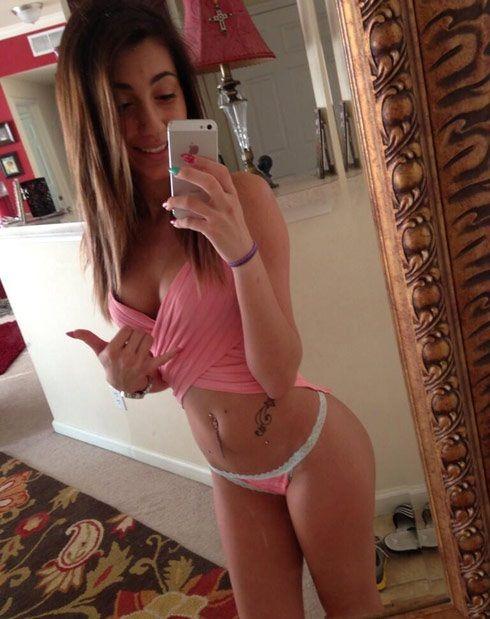 Teen girls self taken tease pics