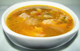 Cozinha Menina: Incrível Sopa de Mocotó.