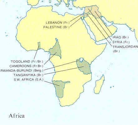 Post wwi africa teaching effects of wwi pinterest wwi post wwi africa gumiabroncs Images