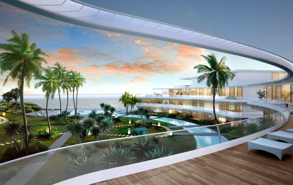 Feel The Light Of The Mediterranean Enjoying A Beautiful Villa Of Modern  Style In A Privileged, Relaxing And Exclusive Environment. VILLA BOAVISTAu2026