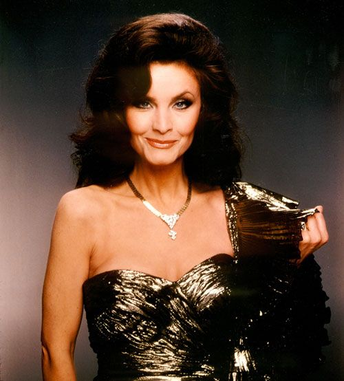 Alexis Carrington S Sister Caress Morell From Dynasty Has Died
