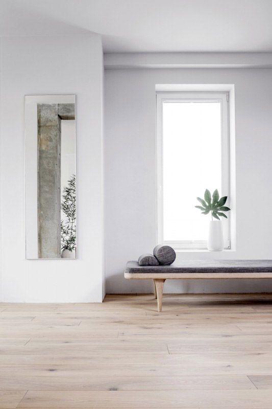 Una Casa De Aires Minimalistas Y 150m2 En Polonia A Minimalistic Home In Poland Muebles Minimalistas Minimalismo Decoracion Y Decoracion Del Hogar Minimalista