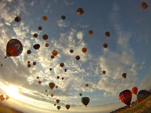 balloons frenzy
