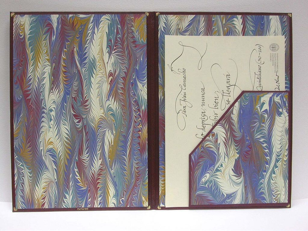 Carpeta Camacho 3 Interior