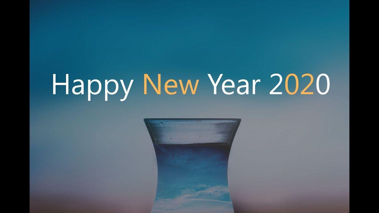 Happy New Year 2020 Shayari Video Hindi Shayari Beautiful New Year V Happy New Year Happy New Year 2020 New Year Gif
