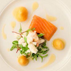 Masterclass - Confit salmon