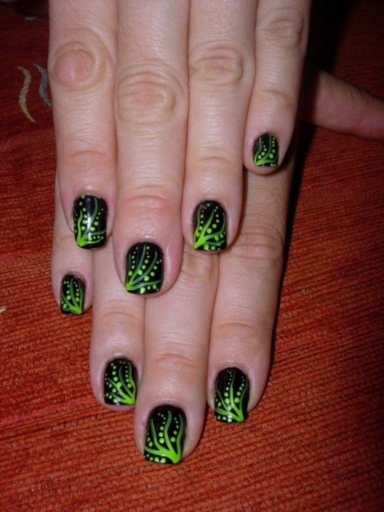 Trendy 2012 Nail Designs   Nail Art