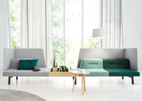 SILLONES MODULARES