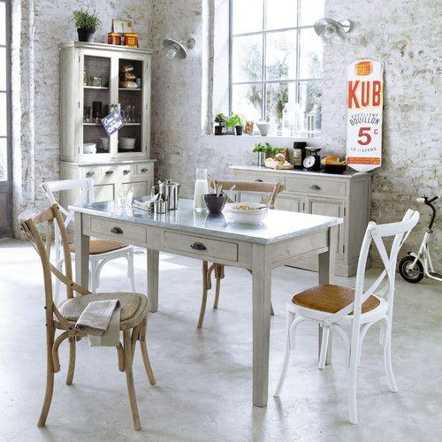 Maison Du Monde Tavoli Da Cucina.Tavolo Legno Maison Du Monde Home Sweet Home In 2019