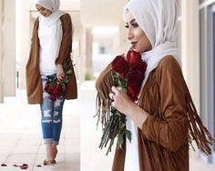 Soha mt hijab fashion- Casual chic hijab 2016 http://www.justtrendygirls.com/casual-chic-hijab-2016/