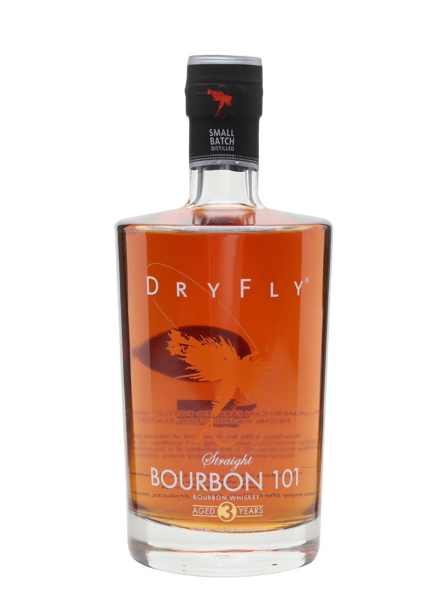 Dry Fly Bourbon 101 3 Year Old