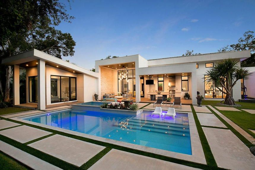 70 Pool House Designs To Thrill Your Outdoor Party Pool House