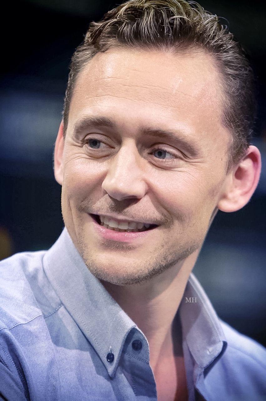 Tom Hiddleston. (Edit by magnus-hiddleston.tumblr http://magnus-hiddleston.tumblr.com/post/145867484961 )