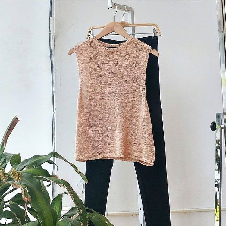 come in and checkout the camille crew tank in a brand new color, perfect for spring