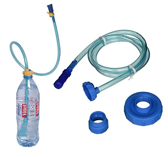 BlueDesert Smart Tube Hydration Drinking System for Water