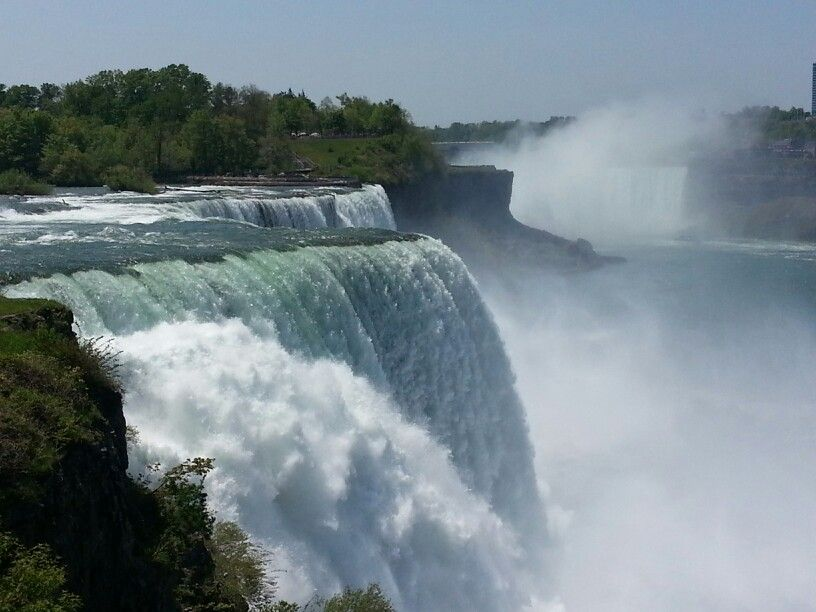 So beautiful! American Niagara Falls (With images