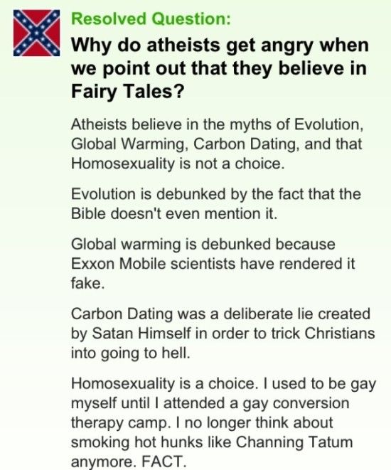 Gays vs the bible yahoo answers