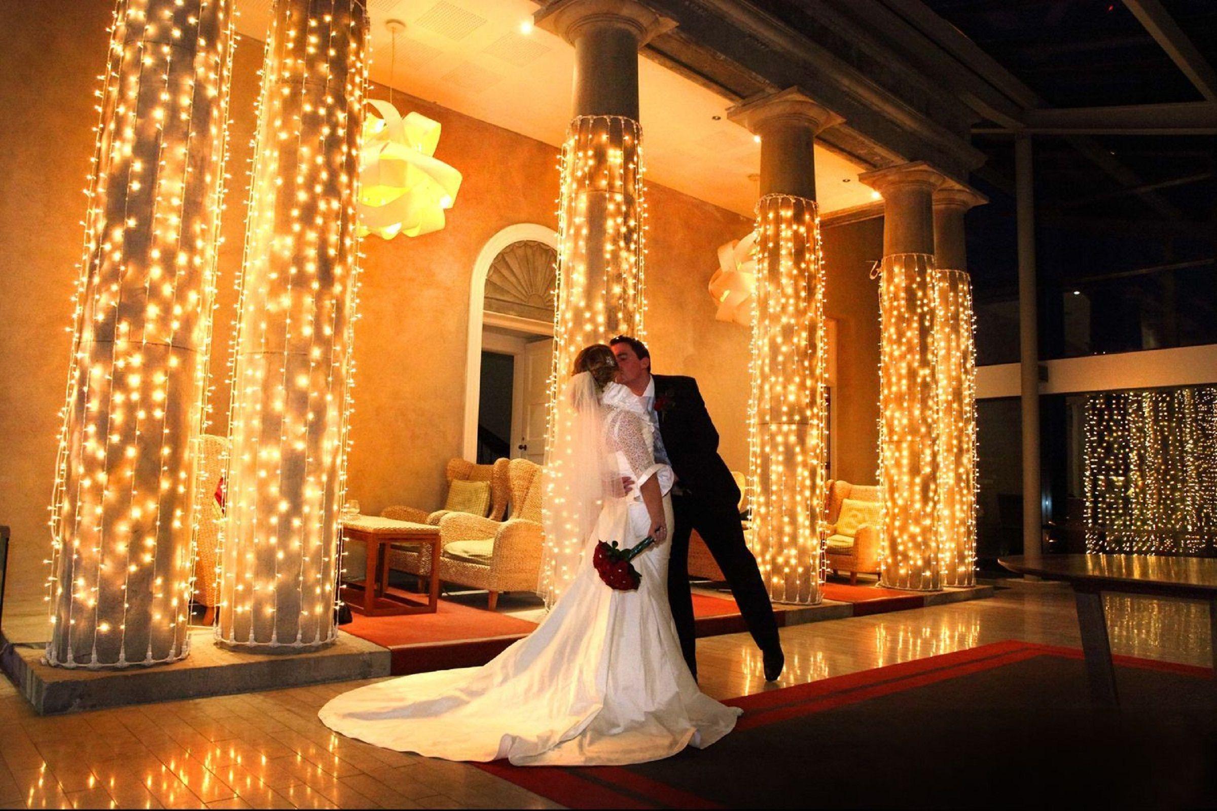 Magical Christmas Wedding At The Radisson Blu Farnham Estate Golf Spa Resort In Co Cavan Ireland