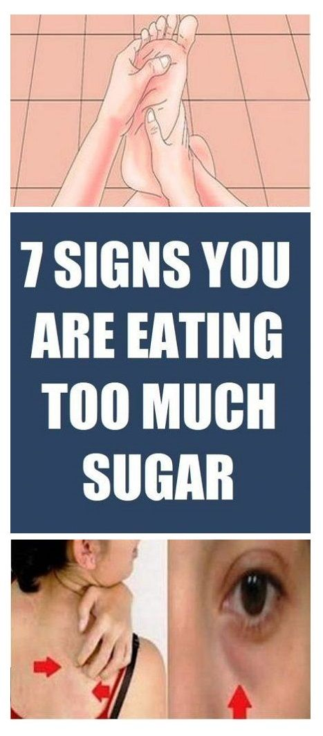 7 Signs You Are Eating Too Much Sugar Positive Energy Lack Of Energy Ate Too Much Avoiding Sugar