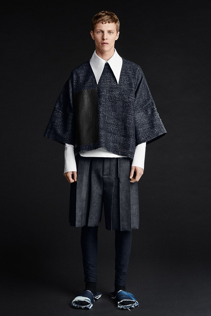 First Winning Menswear Designer Ximon Lee's Collection For