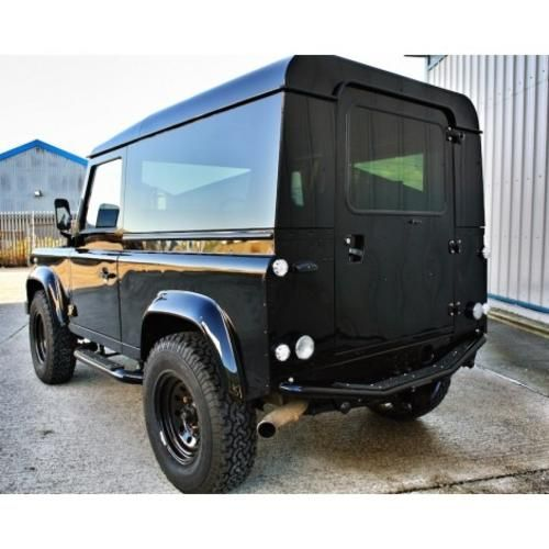 Glass & Tints - LAND ROVER DEFENDER 90-PANORAMIC TINTED WINDOW KIT