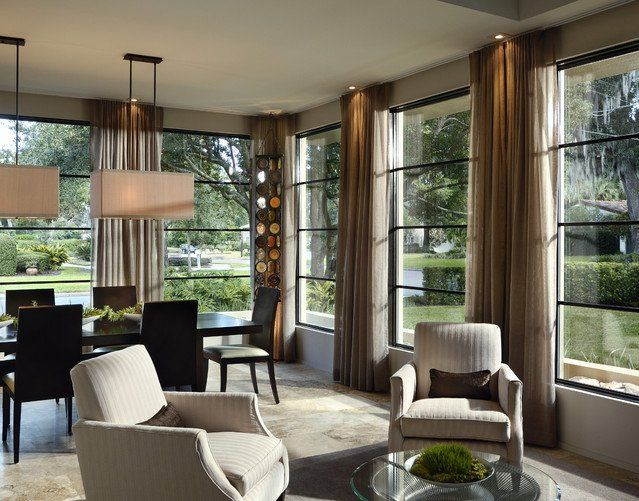 Decorating Living And Dining Rooms Combined  Google Search Delectable Living Room Traditional Decorating Ideas Decorating Design