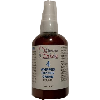 Whipped Oxygen Cream w/Oxygen Plasma  Our Best Selling