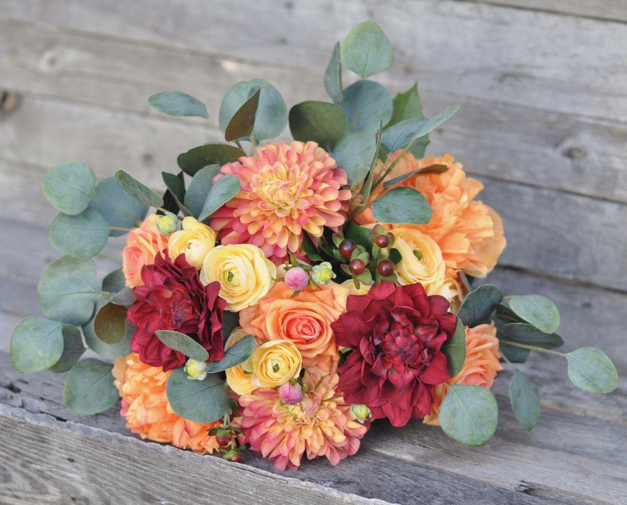 Silk Wedding Bouquets To Last A Lifetime By Hollys Wedding Flowers