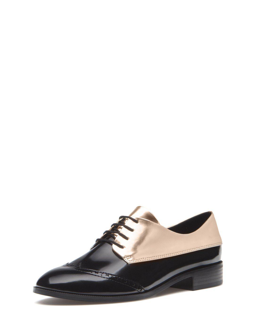 Metaliczne Oksfordy Dodatki Dla Pan Stradivarius Polska Dress Shoes Men Oxford Shoes Stradivarius
