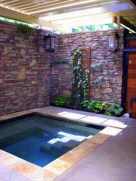 Wherever Possible Private Courtyard Design Pictures