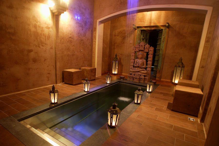 Sauna casa verde dendermonde exclusieve wellness bed