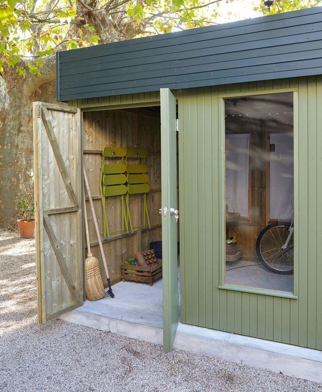 Abri De Jardin 10 Modeles Qu On Aime Abri De Jardin Abri Cabane Jardin