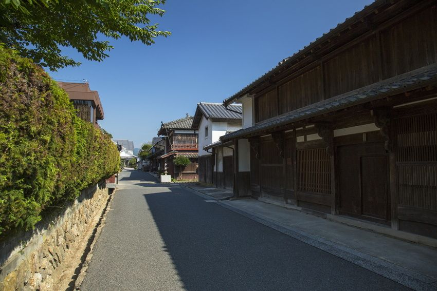 Traditional Townscape of Unomachi