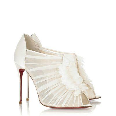 zapatos louboutin novia