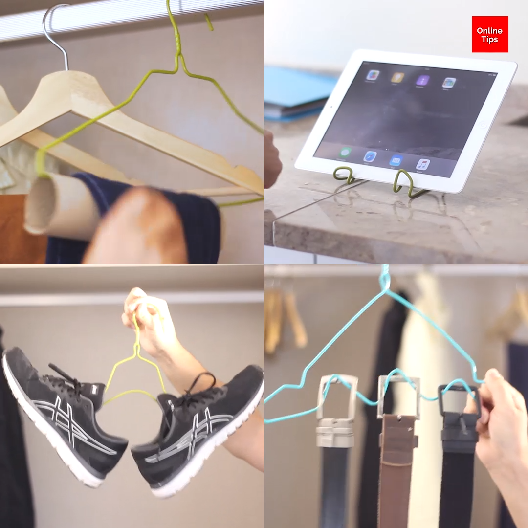 Hanger Life Hacks #lifehacks