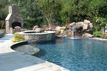 Paradise By Pool Design Charlotte Nc Creative