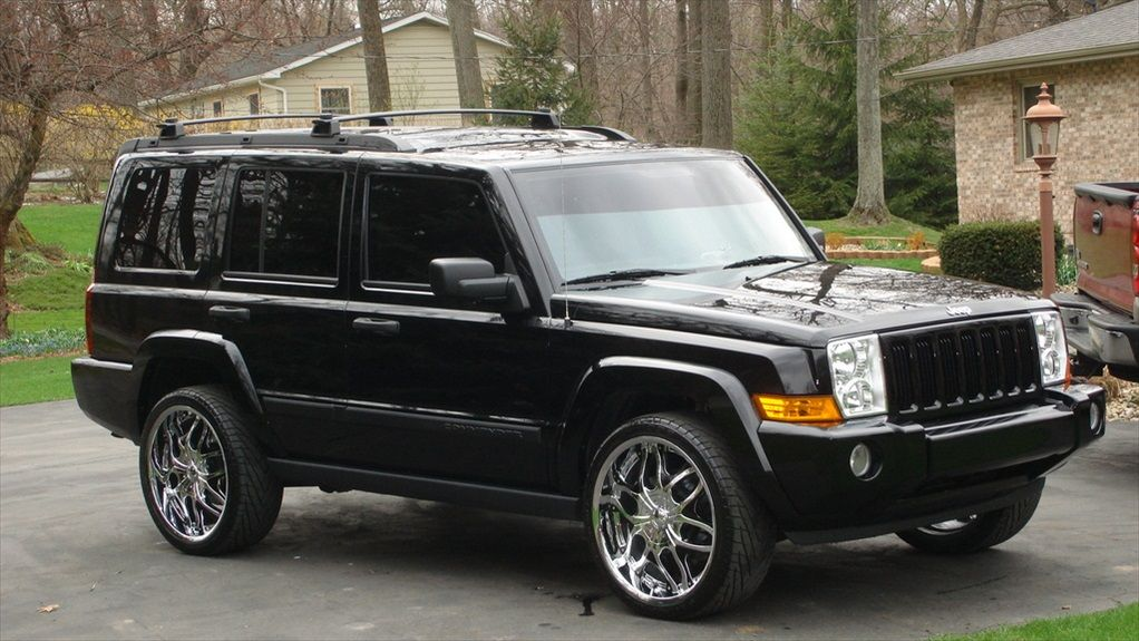 Jeep Commander Custom Commander Jeep Commander Custom Suv Tuning Jeep Commander Suv Jeep