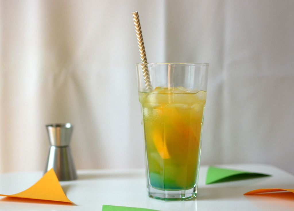 Zum Mjam.at-Geburtstag wurden extra zwei Mjam-Cocktails kreiert: der alkoholfreie Low Five und der High Five.   Die Rezepte gibt's hier: http://blog.mjam.net/rezept-der-mjam-cocktail/