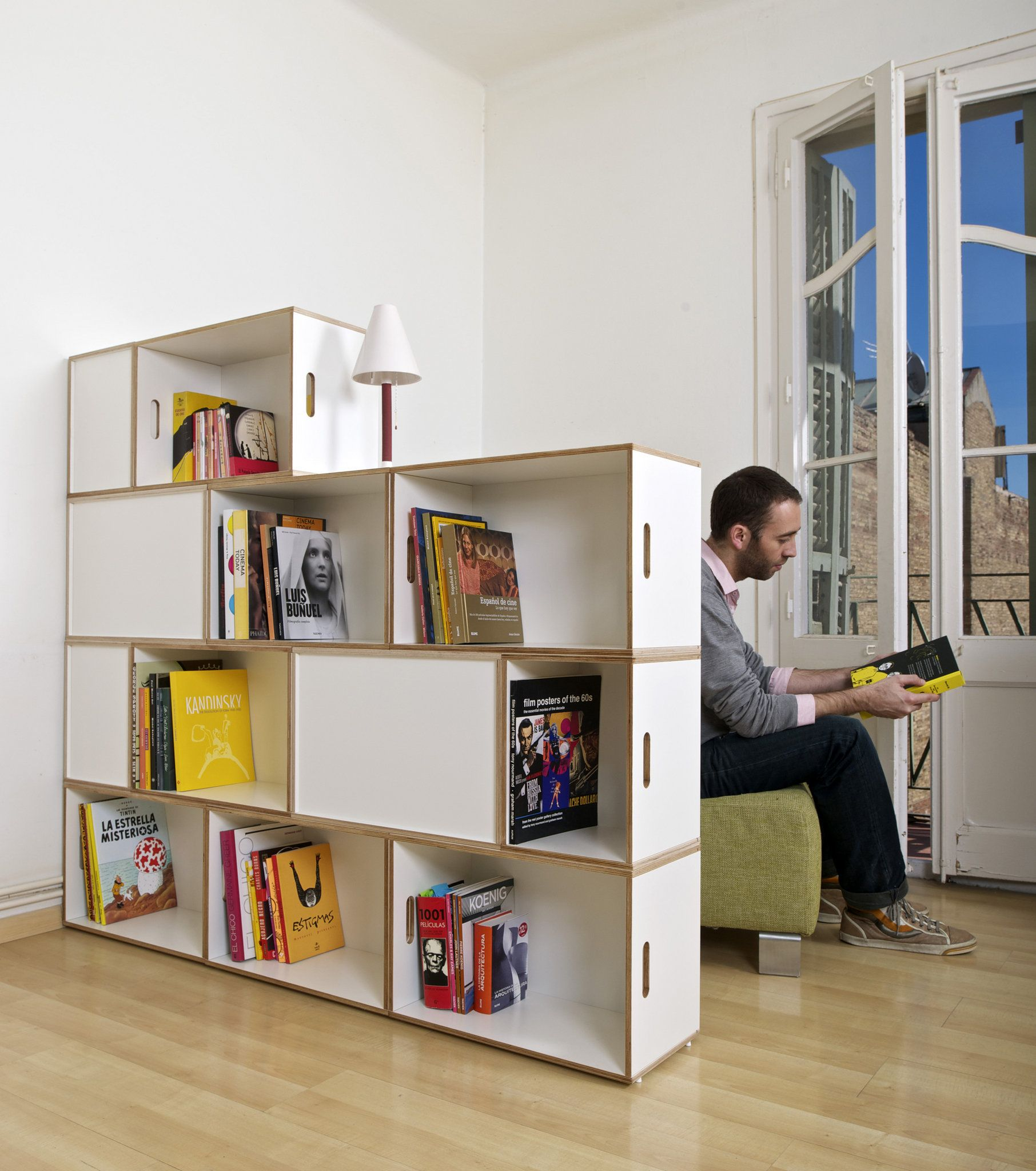 dividing storage wall kids | storage bookcase furniture bookshelf
