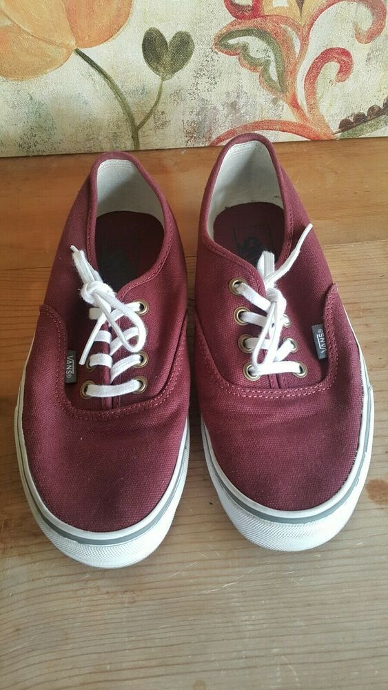 Vans Off The Wall Classic Canvas Skater Low Shoes Unisex M5