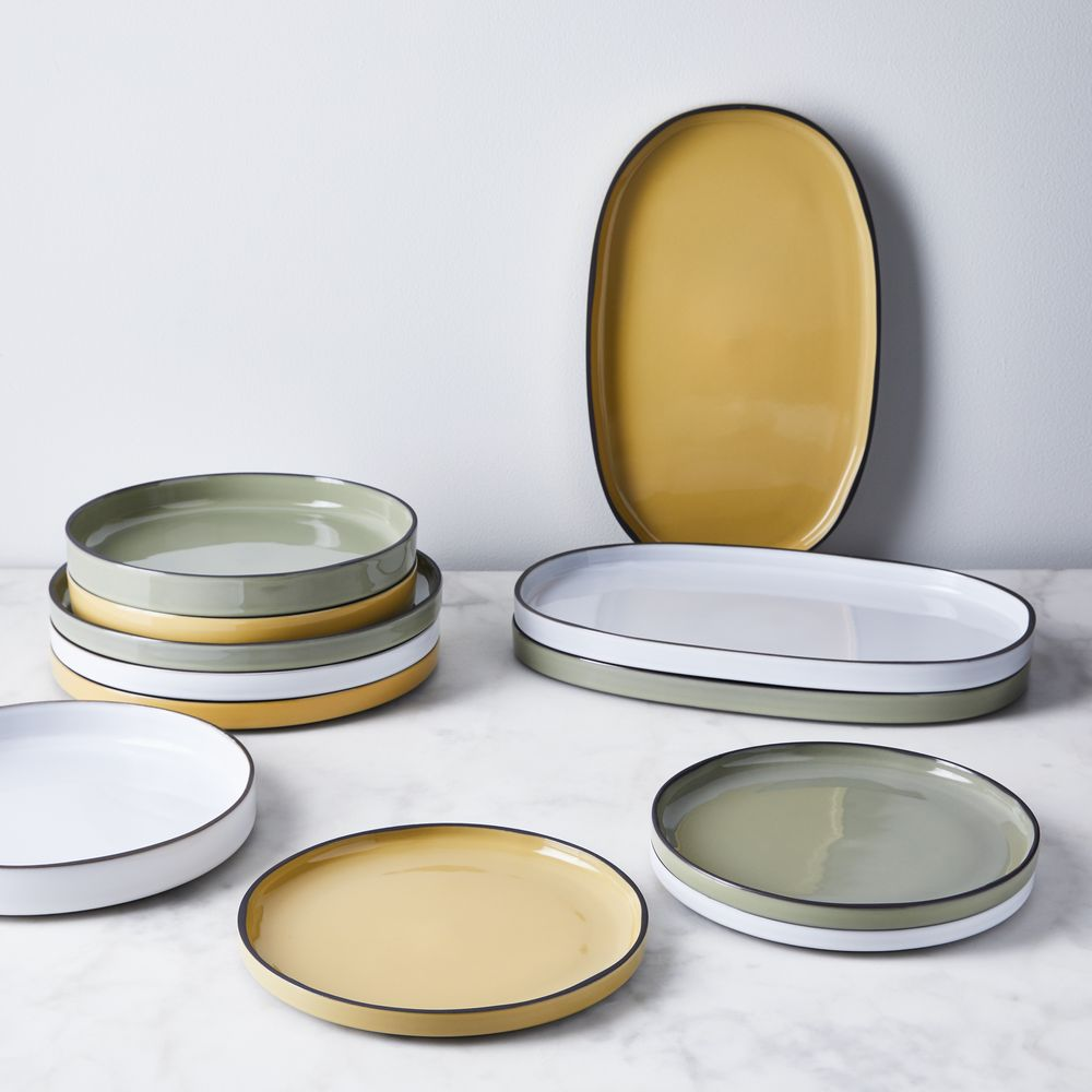 French Porcelain Caractère Dinnerware In 2020