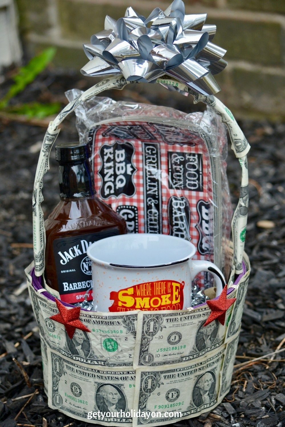7 ways to create a unique money gift basket get your