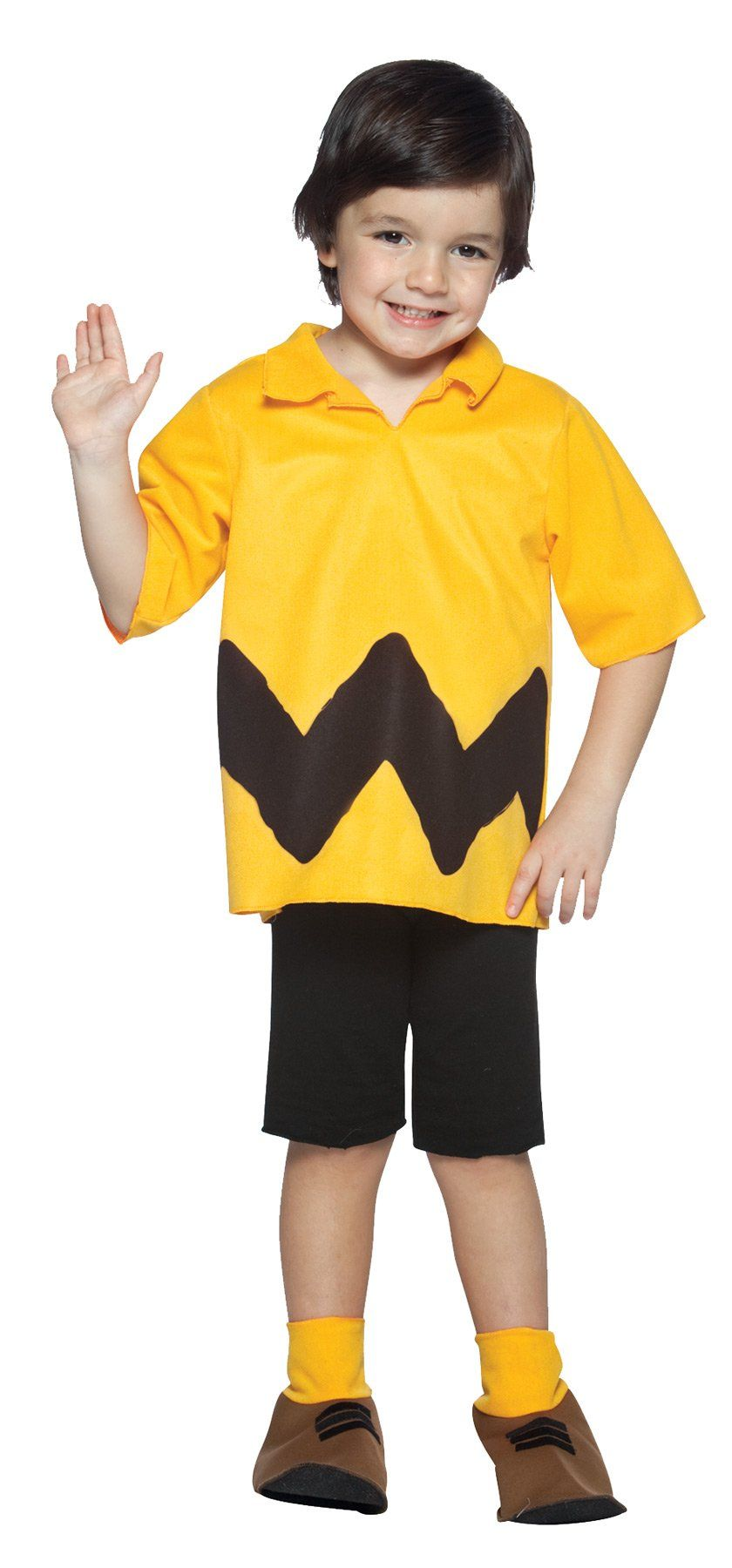 a63a68f8e Peanuts Charlie Brown Boys Costume Kit 4-6X in 2019 | Products | Boy ...