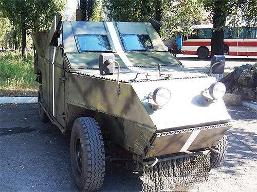 Гантраки и шушпанцеры война в Украине | REIBERT.info