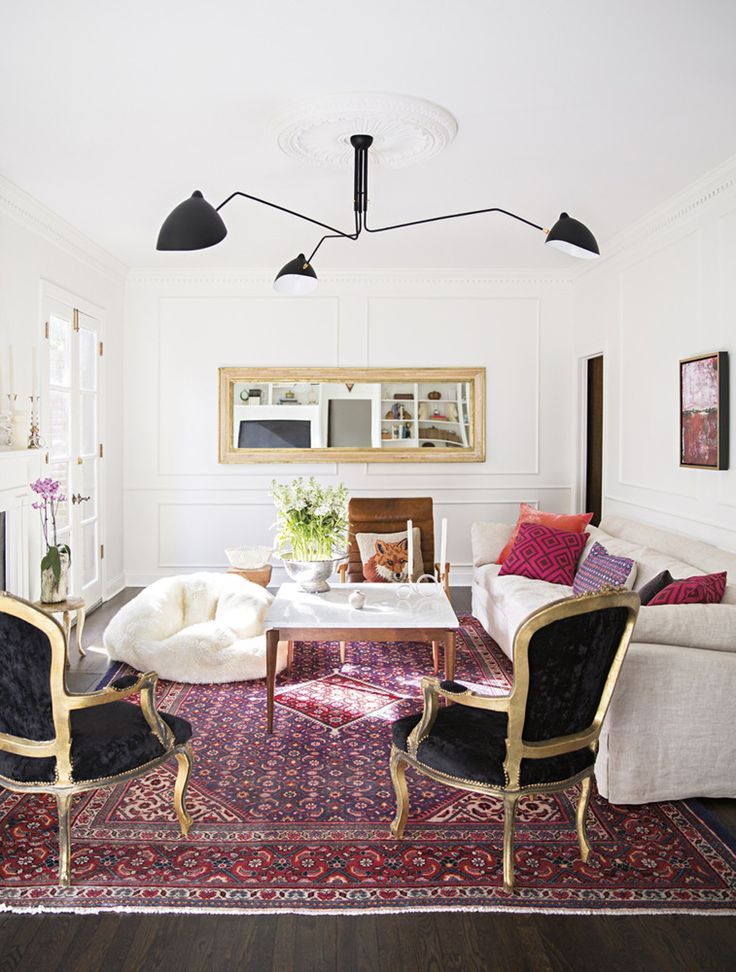Make Your New Oriental Rug Work In Any Room Part 40