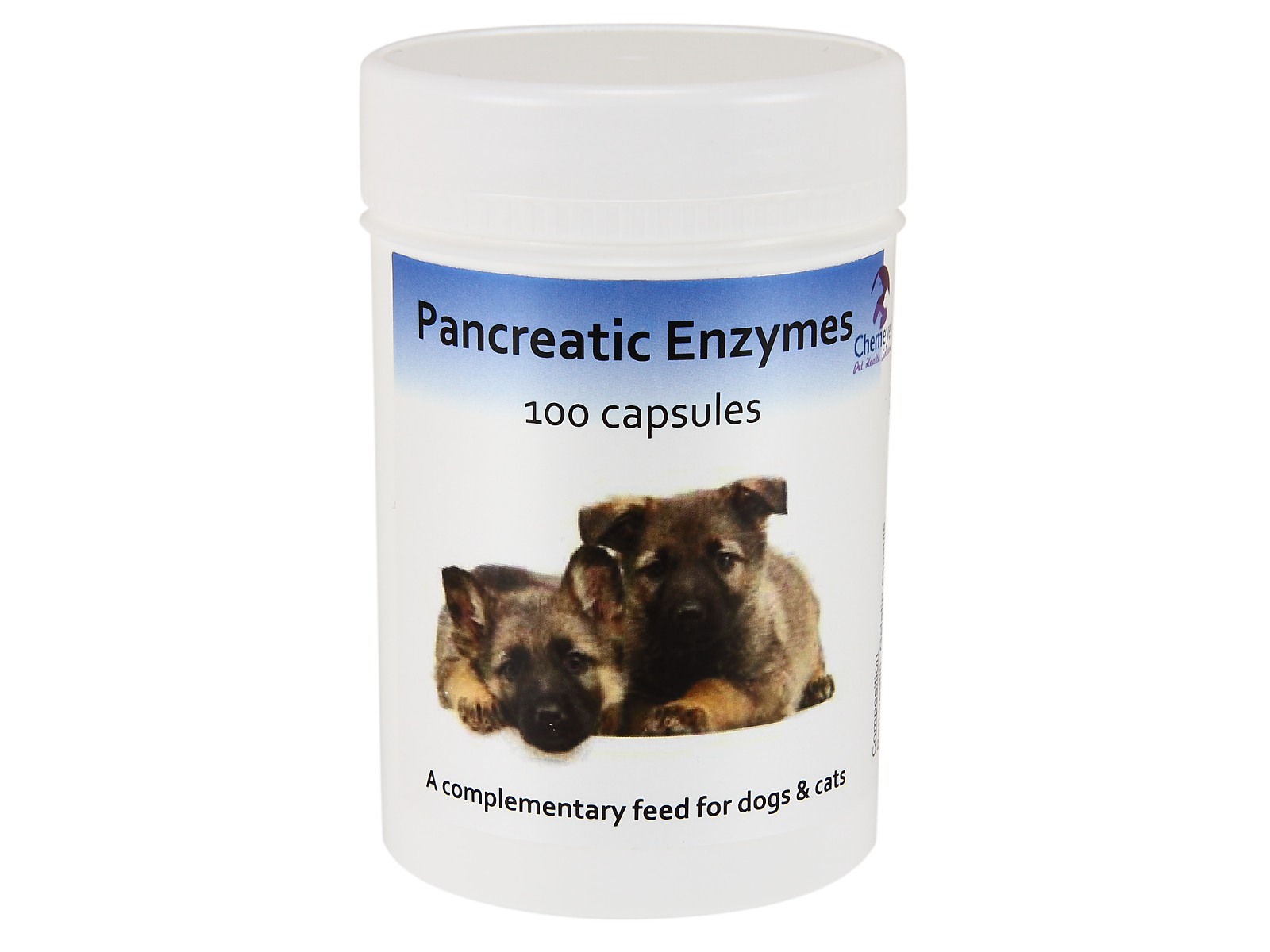 Pancreatic Enzyme Capsules can be used to supplement the