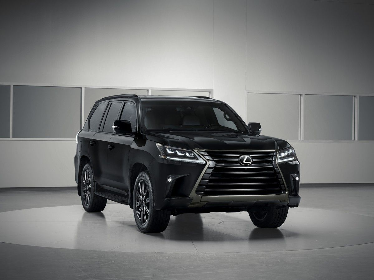 2019 Lexus LX Inspiration Series Heads to LA Lexus suv