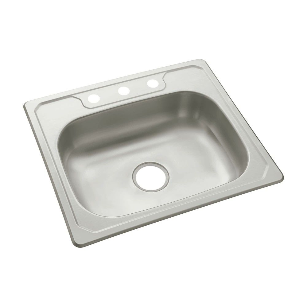 Sterling 11850 4 Double Bowl Kitchen Sink Steel Kitchen Sink