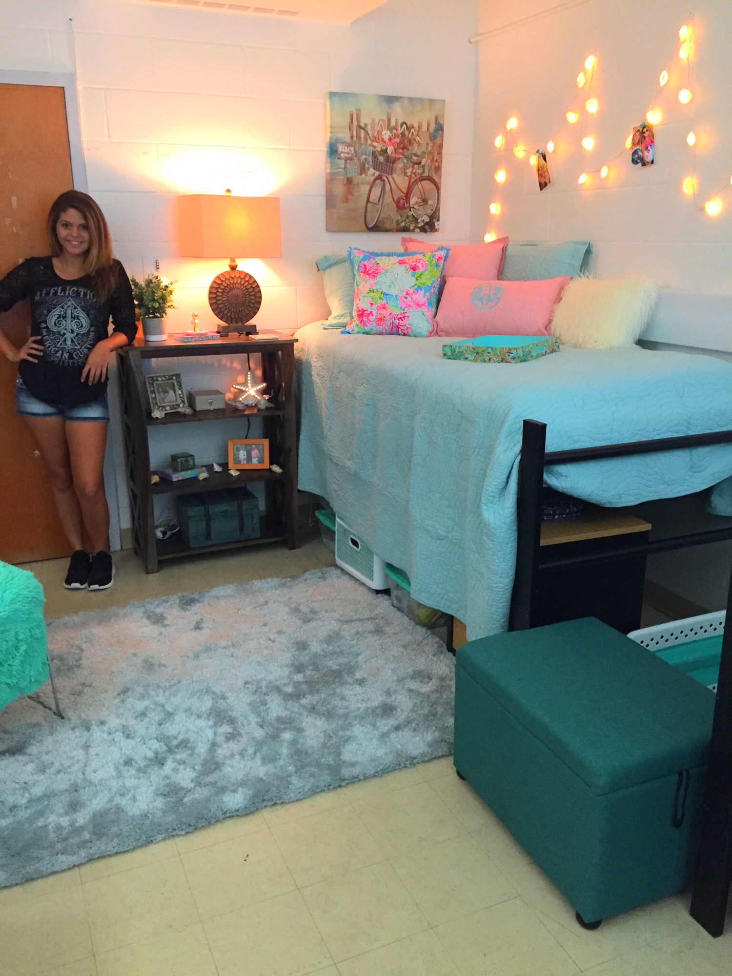 Dorm Room Ideas For Girls Organization Budget