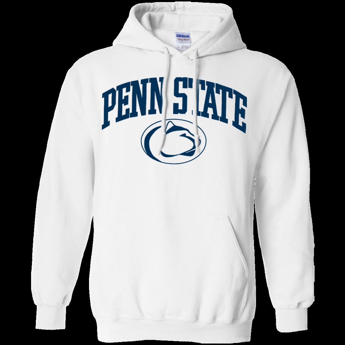 Penn State White Out Hoodie White White White Hoodie Penn State White Out Hoodies [ 1155 x 1155 Pixel ]
